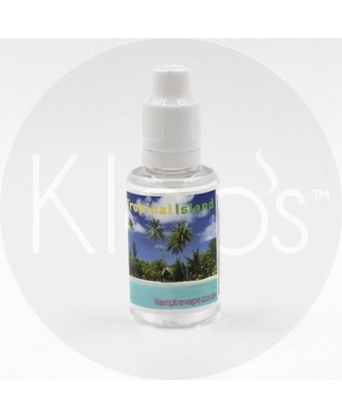 Concentré Tropical Island 30 ml de Vampire Vape