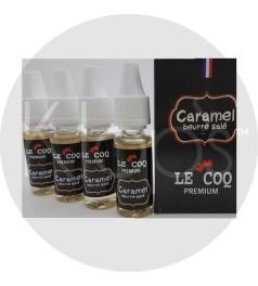 Caramel Beurre Salé Le coq qui vape