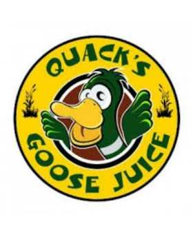 Goose juice 0mg - Quack's juice factory
