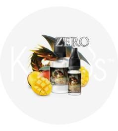 Concentre Fury Zero Aromes et liquides