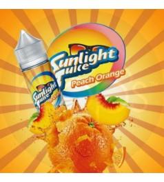 Peach Orange Sunlight Juice