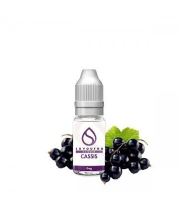 Cassis E-liquide - Savourea fabriqué par Savourea de Savourea