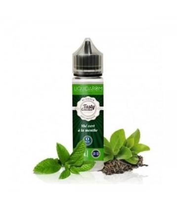 Thé Vert à la menthe 50ml Tasty Collection fabriqué par Liquidarom de Liquidarom ❤️