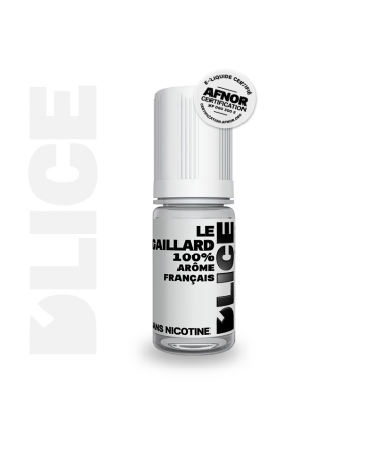 Le Gaillard DLICE fabriqué par DLICE de E-liquides