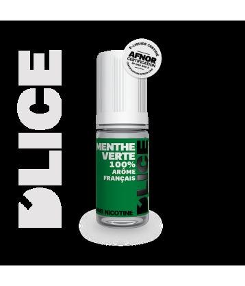 Menthe Verte - DLICE fabriqué par DLICE de E-liquides