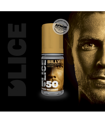 Billy Dlice fabriqué par DLICE de E-liquides