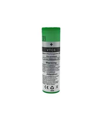 Batterie Sony VTC6 18650 3000mah 30A fabriqué par Sony de Accus 18650