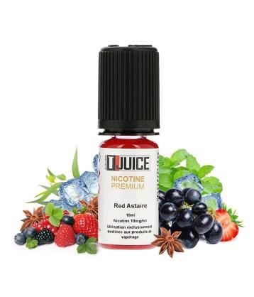 Red Astaire T-Juice SEL de Nicotine fabriqué par T-Juice de TJuice