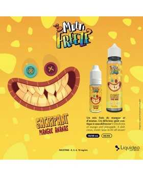 Sacripant Multi Freeze 50ml Liquideo fabriqué par Liquideo de Liquideo Freeze