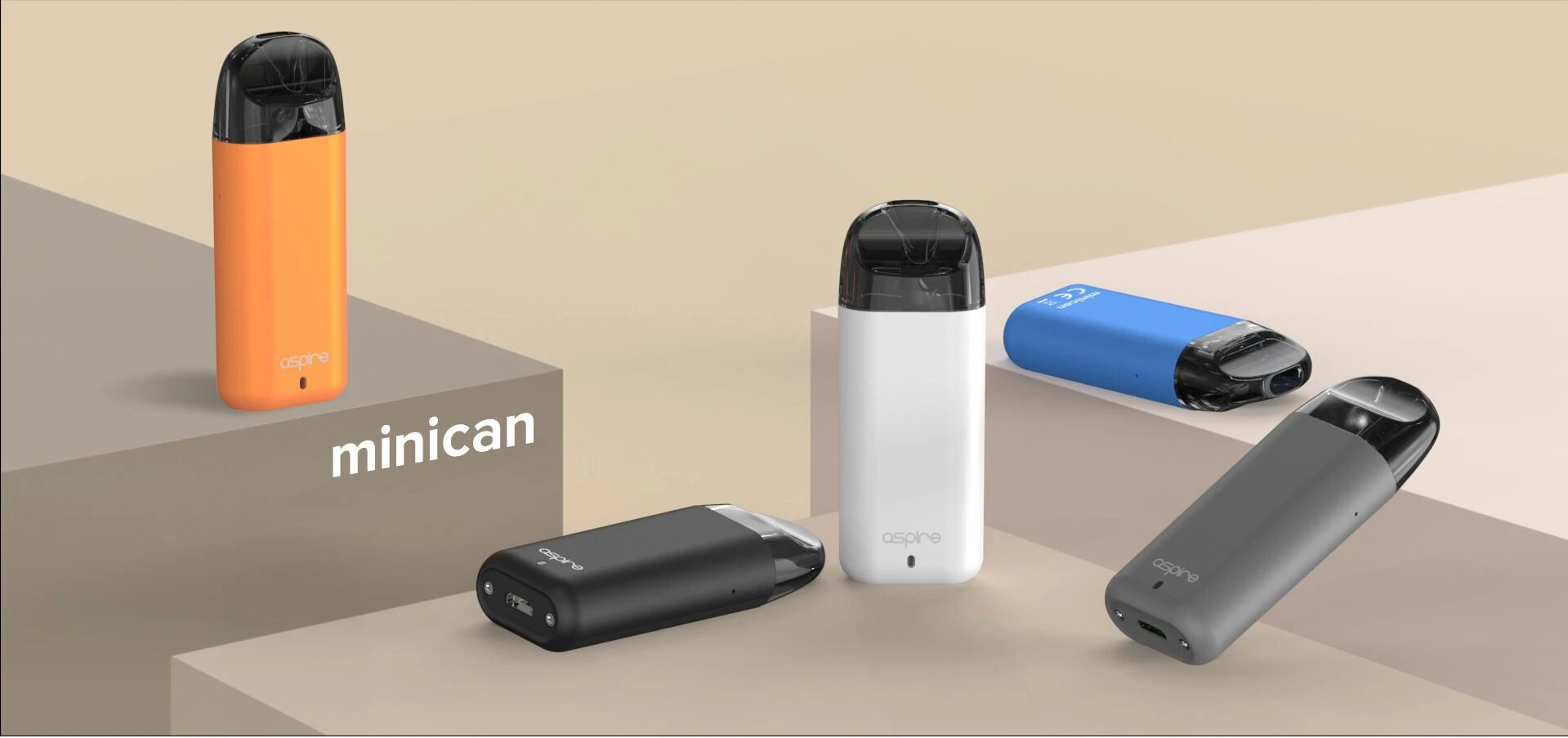 Pack Pod Minican - Aspire