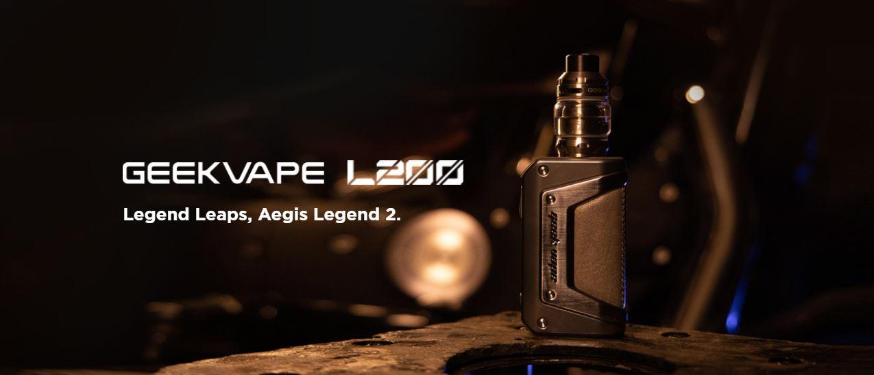 Mod Aegis Legend 2 L200 - Geekvape