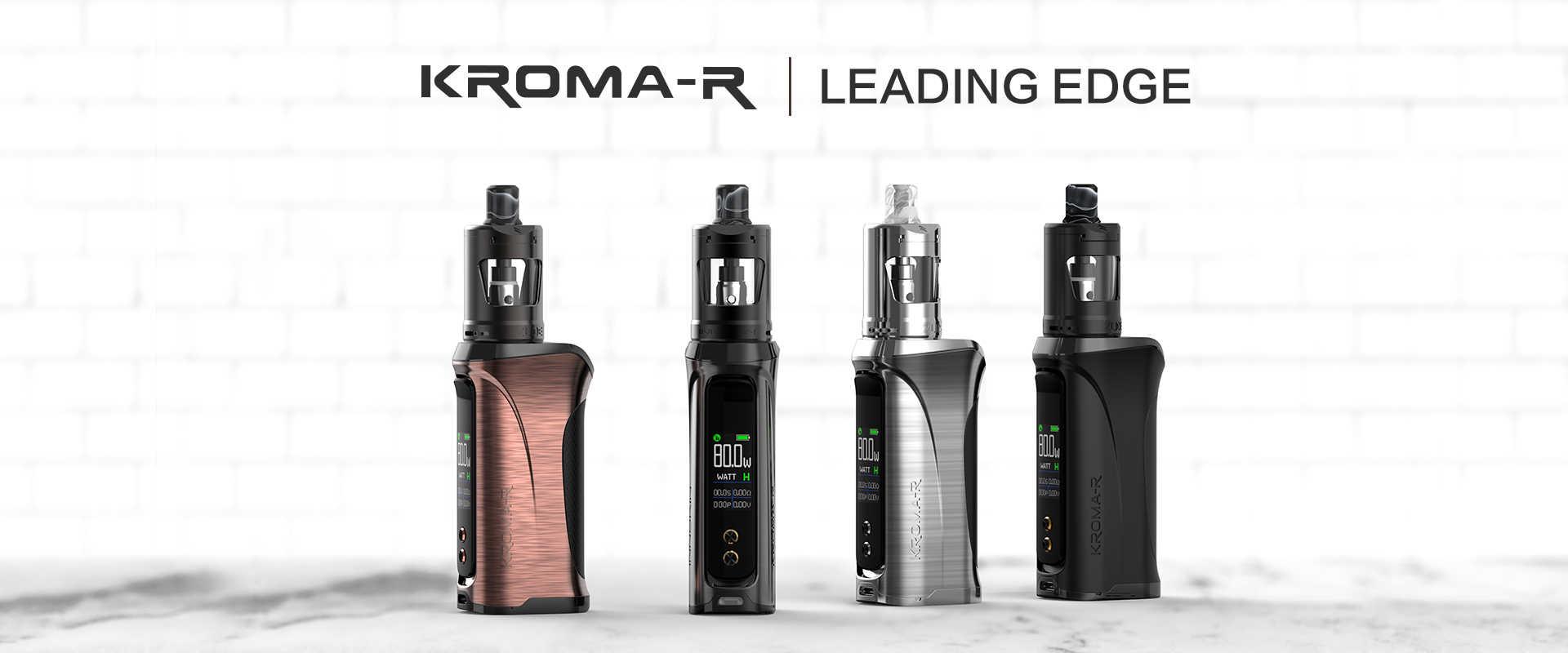 Pack Kroma-R Zlide 80W Innokin